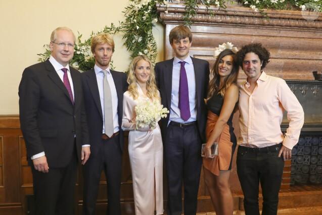 Ernst August de Hanovre et Ekaterina  Le mariage de l\u0027année a commencé !