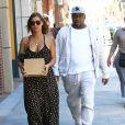 Bobby Brown et sa femme Alicia Etheredge se rendent chez le médecin à Beverly Hills. Los Angeles, le 20 octobre 2016