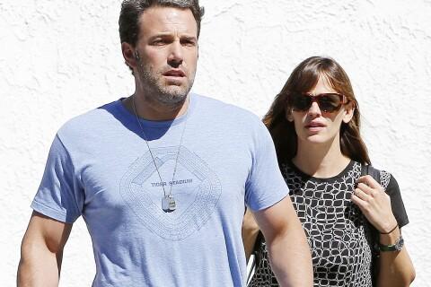 """Ben Affleck en couple, la réaction de Jennifer Garner : """"Ce n'est pas facile"""""""