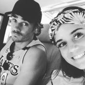 Antoine Griezmann et Erika : Heureux de retrouver leur adorable fille Mia
