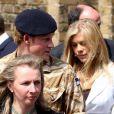 Le Lieutenant Wales, plus connu sous le nom du Prince Harry semble très proche de sa Chelsy chérie !