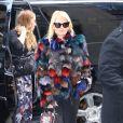 Jessica Simpson fait du shopping chez Barney's New York à New York le 24 octobre 2016