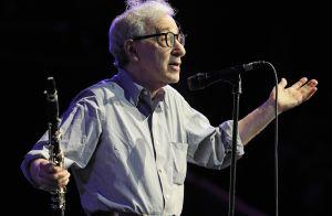 Woody Allen : Des Femen, seins nus, l'interrompent en plein show