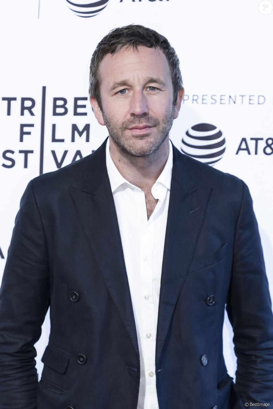 """Chris O'Dowd - People à la première du film """"Love After Love"""" lors du Festival du Film de Tribeca à New York. Le 23 avril 2017"""
