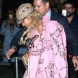 Beyonce Knowles dans les rues de New York, le 5 octobre 2016