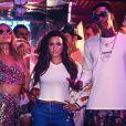 Demi Lovato s'offre les services de Paris Hilton, Wiz Khalifa et Jamie Foxx pour son nouveau clip Sorry Not Sorry - Vidéo publiée sur Youtube le 19 juillet 2017