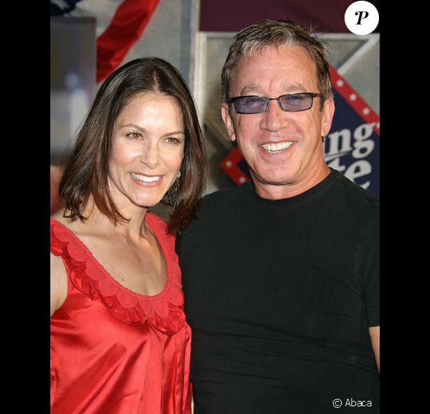 Tim Allen et sa femme Jane Hajduk