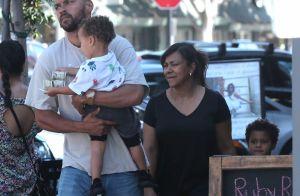 Jesse Williams en plein divorce : Tendres retrouvailles avec ses enfants