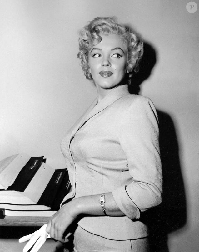 Marilyn Monroe en juin 1952.