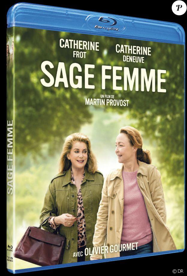 Sage Femme, déjà disponible en VOD, et à partir du 23 août en DVD et Blu-ray