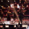 """Exclusif - Nolwenn Leroy (enceinte) - Enregistrement de l'émission """"Michel Berger, 25 ans déjà - L'hommage symphonique"""" à la Seine Musicale à Boulogne-Billancourt. L'émission sera diffusée le 29 juillet en prime time sur TF1. Le 6 juin 2017 © Cyril Moreau-Veeren Ramsamy / Bestimage"""