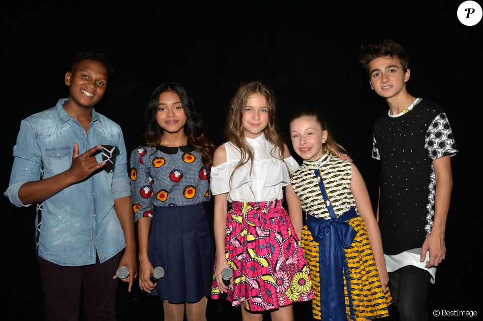 chansons kids united