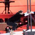 """Exclusif - Loïc Nottet - Enregistrement de l'émission """"2017 en chansons"""" à la Seine Musicale à Boulogne-Billancourt. L'émission sera diffusée en deuxième partie de soirée le 29 juillet sur TF1. Le 6 juin 2017 © Cyril Moreau - Veeren Ramsamy / Bestimage"""