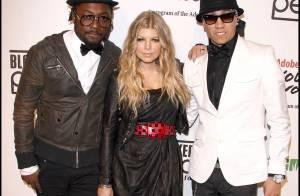 Fergie et ses Black Eyed Peas : en concert malgré leur deuil...