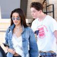 Madison Beer et Brooklyn Beckham sont allés faire du shopping à Barney's à Beverly Hills, le 21 juillet 2017