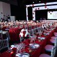 Image d'ambiance avant le 69e Gala de la Croix-Rouge monégasque dans la Salle des Étoiles du Sporting à Monaco, le 28 juillet 2017. © Bruno Bebert/Bestimage