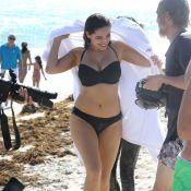 Kelly Brook : Moquée et insultée pour une photo en bikini