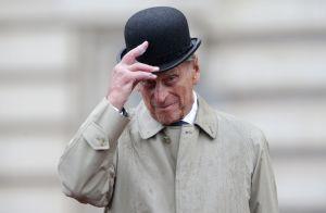 Prince Philip : Le duc d'Edimbourg, 96 ans, tire sa révérence... et blague !