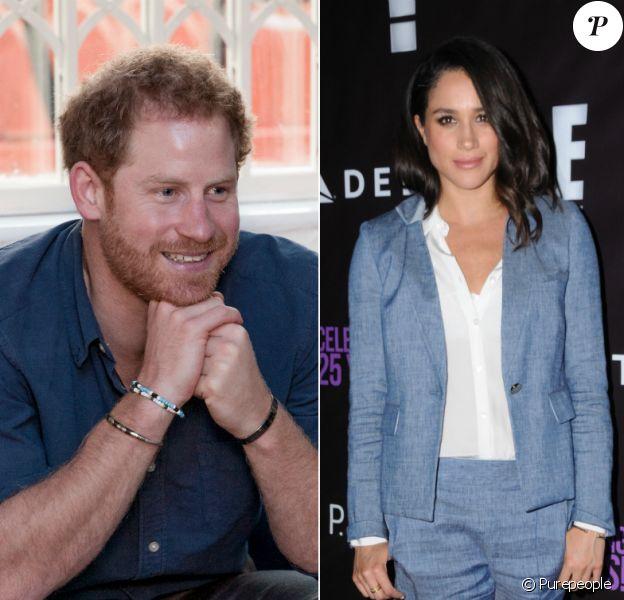 Le prince Harry et Meghan Markle vivent depuis le printemps 2016 une belle histoire d'amour.