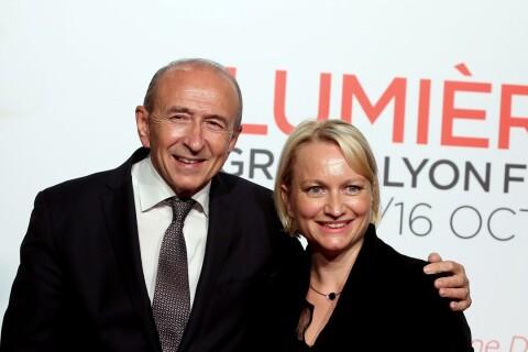 Gérard Collomb : Qui est son épouse Caroline, de trente ans sa cadette ?