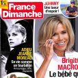 Le magazine France Dimanche du 4 août 2017