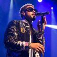 Usher en concert au Festival de Montreux le 5 juillet 2017