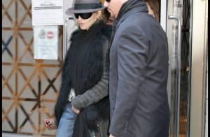 Madonna et Guy Ritchie : se servent de la kabbale pour... protéger leurs enfants !