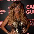 Exclusif - Cathy Guetta - Soirée au VIP Room à Saint-Tropez le 30 juillet 2017. © Rachid Bellak/Bestimage