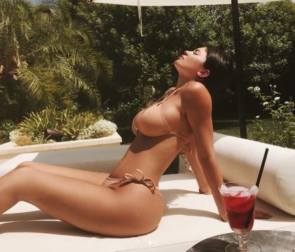 Kylie Jenner a 20 ans : Canon en bikini pour son anniversaire