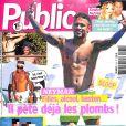 """Magazine """"Public"""", en kiosques le 11 août 2017."""