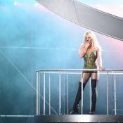 """Britney Spears évacuée d'urgence de la scène : """"Il a une arme ?"""""""