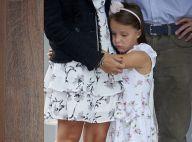 Princesse Athena, 5 ans : Tout intimidée pour sa première rentrée des classes