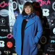 Michèle Bernier au défilé au profit de l'association Meghanora au Salon des Miroirs à Paris, le 20 février 2016. © CVS/Bestimage