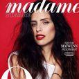 Maïwenn en couverture de Madame Figaro, numéro des 18/19 août 2017.