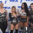 Fifth Harmony (Ally Brooke, Normani Kordei, Lauren Jauregui, Dinah Jane) à la soirée MTV Video Music Awards 2017 au Forum à Inglewood, le 27 août 2017 People at the 2017.