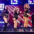Fifth Harmony, Dinah Jane Hansen, Normani Korde, Ally Brooke Hernandez et Lauren Jauregui - Festival de musique iHeartSummer '17 Weeken à Miami le 10 juin 2017.