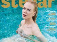Nicole Kidman, 50 ans : Plus hot que jamais pour un shooting sublime et sexy