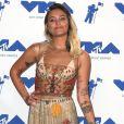 Paris Jackson à la soirée MTV Video Music Awards 2017 au Forum à Inglewood, le 27 août 2017.