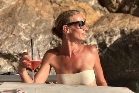 Alexandra Lamy sublime en bikini : Silhouette zéro défaut à 45 ans