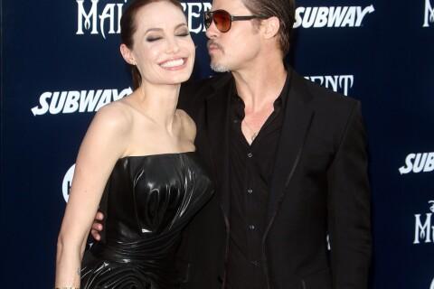 """Angelina Jolie et Brad Pitt réunis """"en pleurs"""", une réconciliation bien espérée"""
