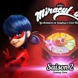 Miraculous, les aventures de LadyBug et Chat Noir.