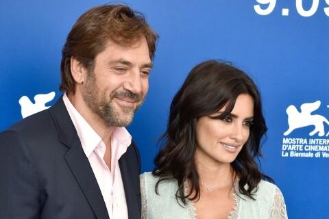 Penélope Cruz et Javier Bardem : Deux amoureux craquants à Venise
