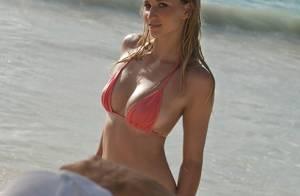 La tenniswoman française Tatiana Golovin... super sexy pour