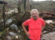 Richard Branson : Images de son île entièrement détruite après l'ouragan Irma