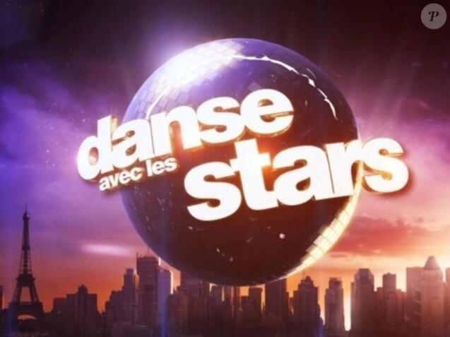 """Logo """"Danse avec les stars""""."""