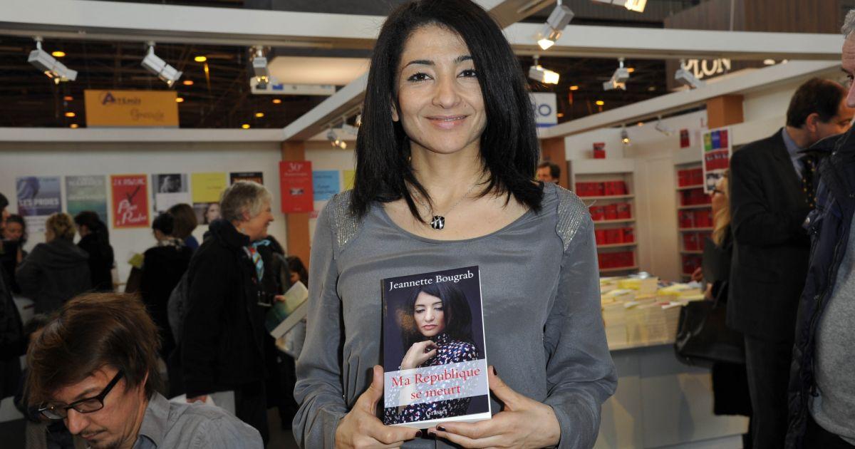 Jeannette bougrab 33eme edition du salon du livre a la porte de versailles a paris le 24 mars - Salon du livre porte de versailles 2015 ...