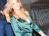 Beyoncé jeune maman plantureuse pour Rihanna, Jay-Z chic en smoking