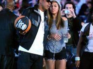 Beyoncé et Jay-Z, un couple a-mou-reux ! Ca se voit non ?