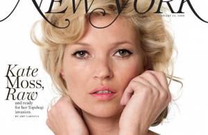 Kate Moss dément sa grossesse :