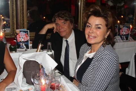 Bernard Tapie : Sa femme Dominique révèle qu'il a un cancer